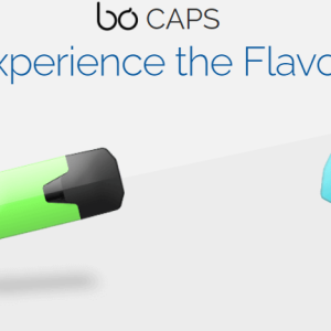 BO VAPING CAPS