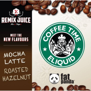 E-liquide saveur café noir