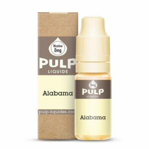 E-LIQUIDE TABAC BLOND ALABAMA