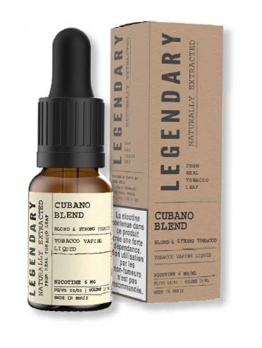 E-LIQUIDE CUBANO BLEND